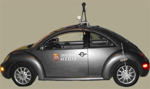 Immersive Car with Camera